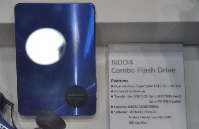 A-data Nobiulity N004