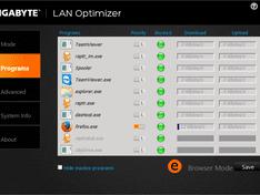Lan Optimizer Programs