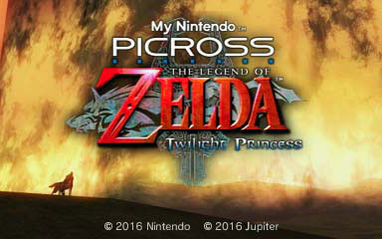 Picross: Zelda Twilight Princess
