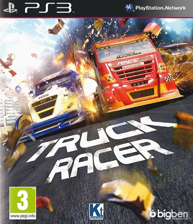 Truck Racer, PlayStation 3