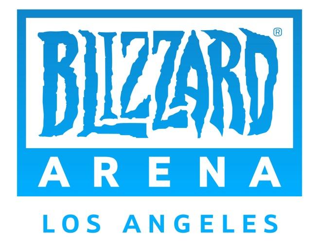 Blizzard Arena LA