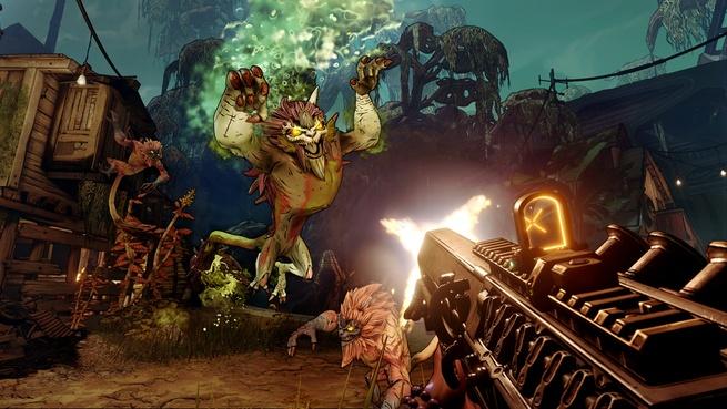 Borderlands 3, PS4
