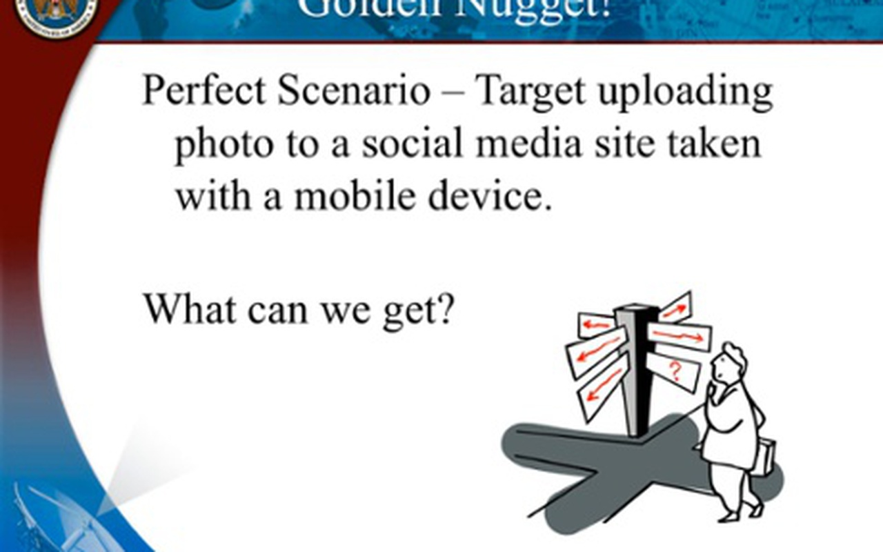 Presentatie NSA en GHCQ