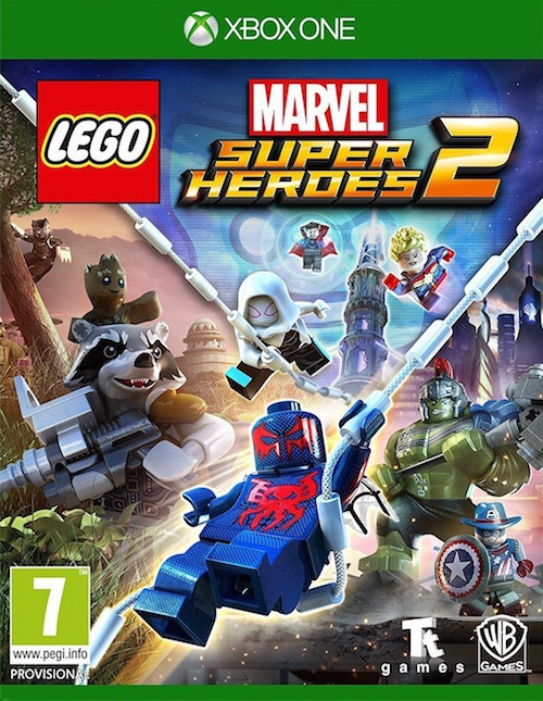 LEGO Marvel Super Heroes 2, Xbox One