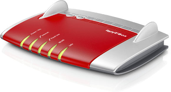 AVM FRITZ!Box 7369 (Int'l Edition)