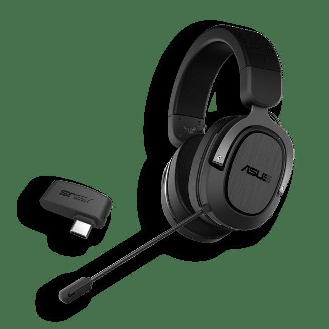 Kader Asus TUF Gaming H3 Wireless