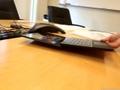 Toshiba Windows 8 prototype ultrabook Computex 2012