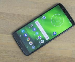 Motorola Moto G6 Plus in roundup 300 euro