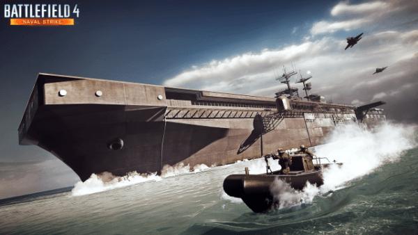 Naval Strike promo screenshot