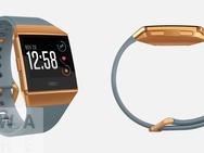 Fitbit smartwatch render