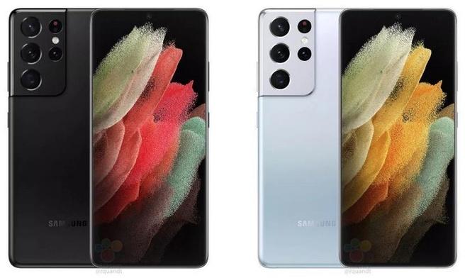 Samsung Galaxy S21 Ultra, bron: WinFuture