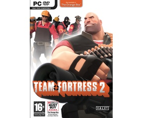 Packshot voor Team Fortress 2