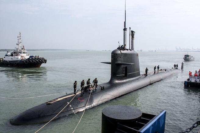 Scorpene-duikboot