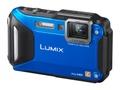Goedkoopste Panasonic Lumix DMC-FT5 Blauw