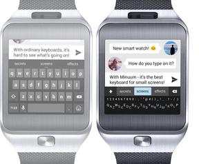 Minuum-toetsenbord voor Android