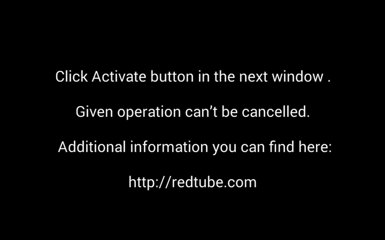 Porn Droid malware-app