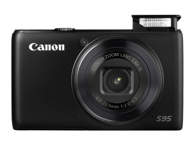 Canon Powershot S95 Zwart
