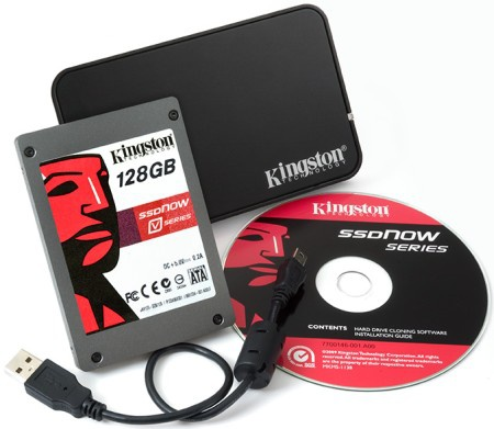 Kingston SSDNow V Notebook-bundel