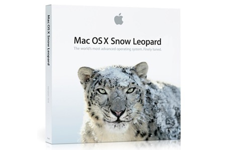 Apple Mac OS X 10.6 Snow Leopard