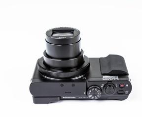 Panasonic TZ70 zoom