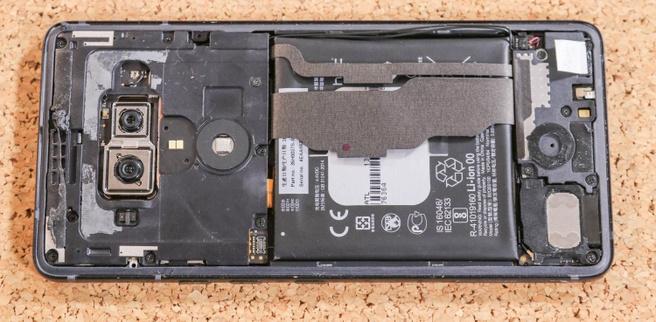 Teardown HTC U12+