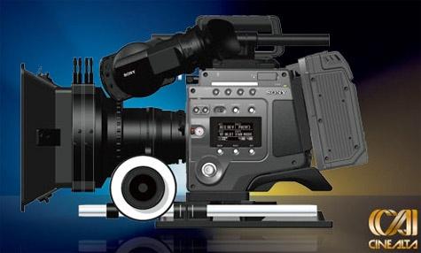 Sony F65 CineAlta