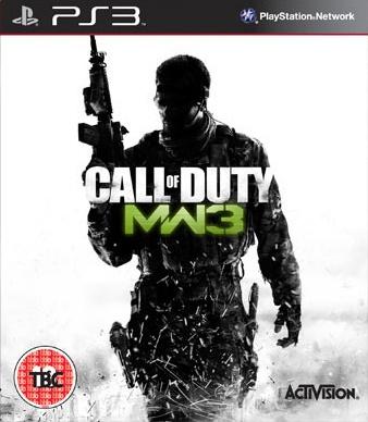 Packshot voor Call of Duty: Modern Warfare 3