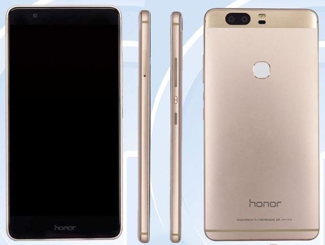 Honor V8 - Tenaa