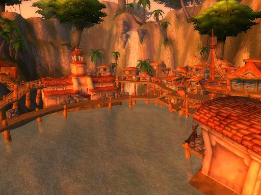 Booty Bay in World of Warcraft