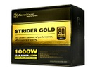 Silverstone Strider Gold-voeding
