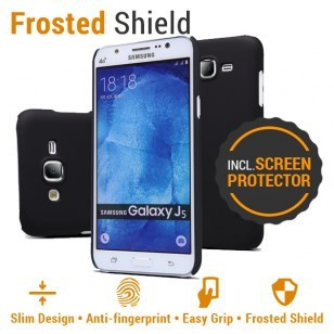 Nillkin Backcover Samsung Galaxy J5 - Super Frosted Shield - Black