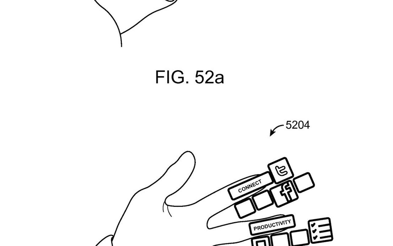 Patentaanvraag Magic Leap