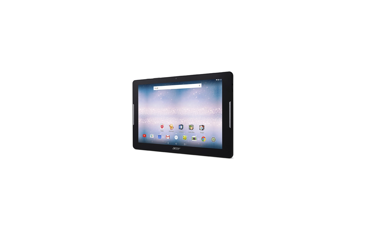 acer iconia one 10 b3 a30 16gb zwart specificaties. Black Bedroom Furniture Sets. Home Design Ideas