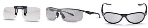 LG 3d-brillen 2012-serie Cinema 3D