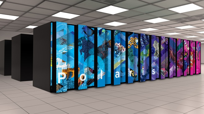 ACLF Polaris-supercomputer