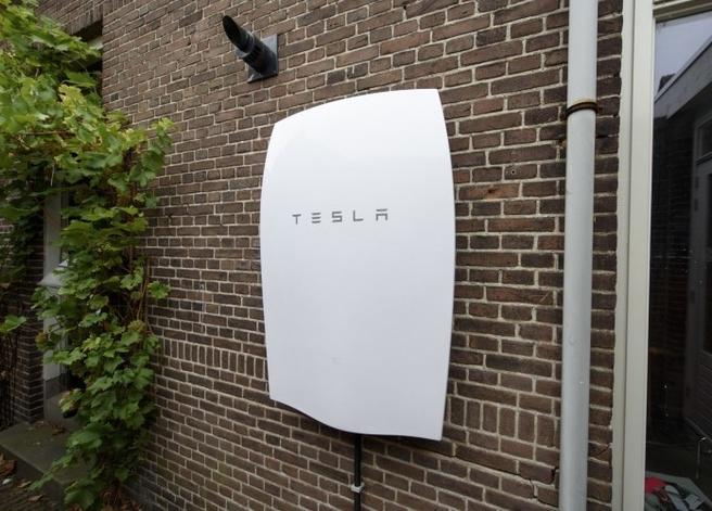 Eneco Tesla Powerwall