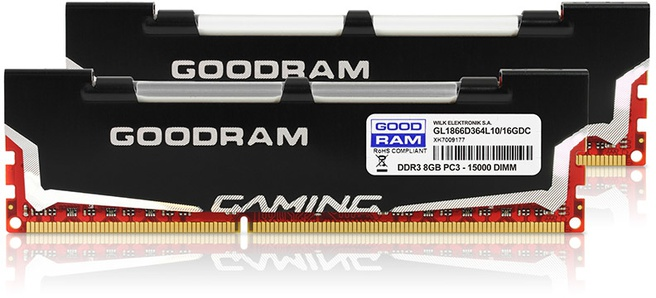 Goodram LEDLIGHT 2x8GB DDR3