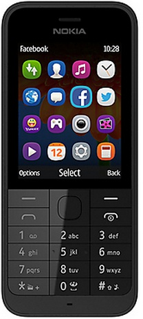 Telfort Nokia 220
