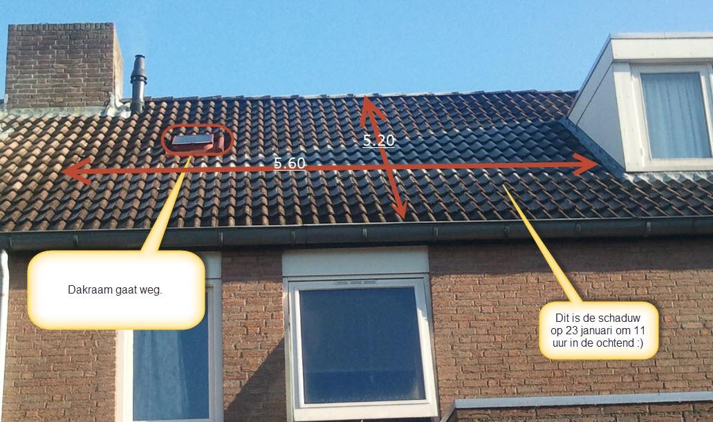Elektriciteit opwekken met zonnepanelen pv deel 2 duurzame energie domotica got - Van schaduw dak ...