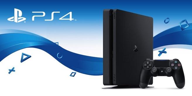 PlayStation 4 klein