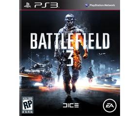 Packshot voor Battlefield 3