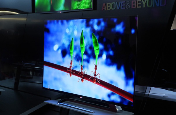LG 55inch oled-tv nieuw ontwerp voet 610px