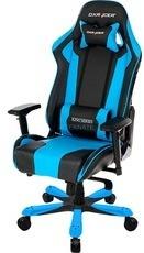 DXRacer King Gaming chair black/blue