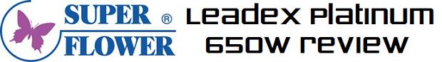 Super Flower Leadex Platinum 650W