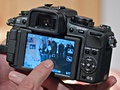 Panasonic Lumix G2 touchscreen