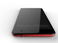 HTC U 11 render
