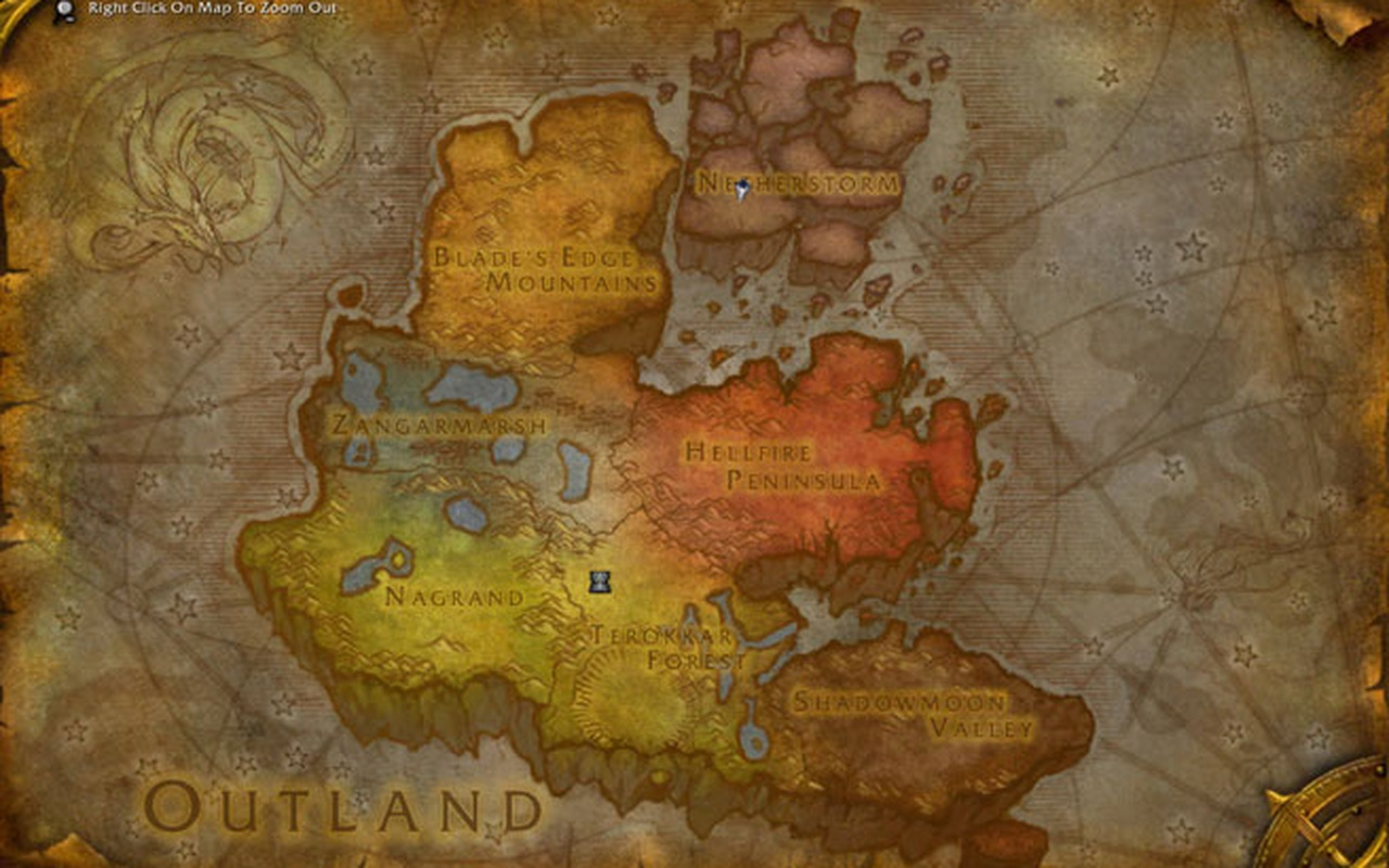 World of Warcraft: Warlords of Draenor - Outland