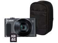 Canon PowerShot SX620 HS Essentials Kit Zwart