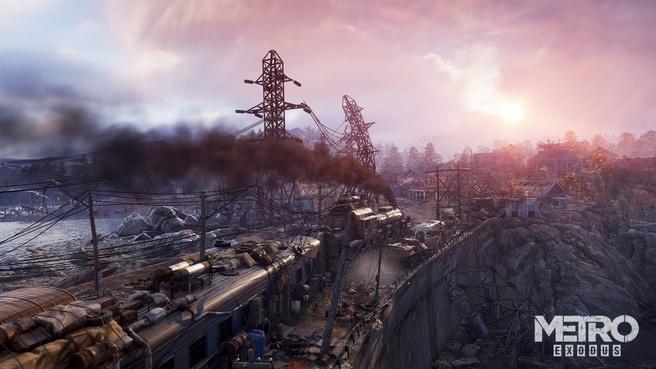 Metro Exodus, Xbox One