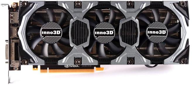 Inno3D Geforce GTX 980Ti OC 6GB